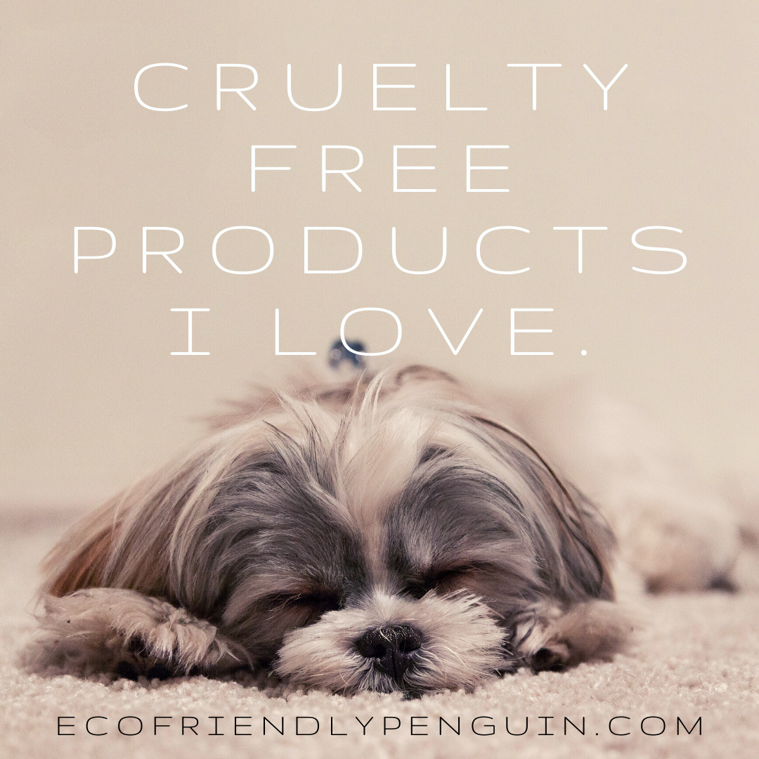 Cruelty Free Skin Care and Hair Care Products I use and Love.
