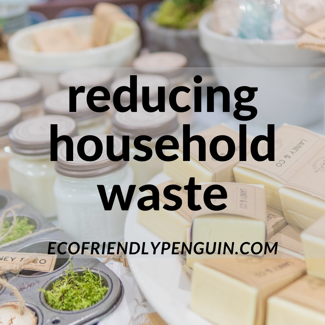 Eco-Friendly Household Items that Help Reduce Waste