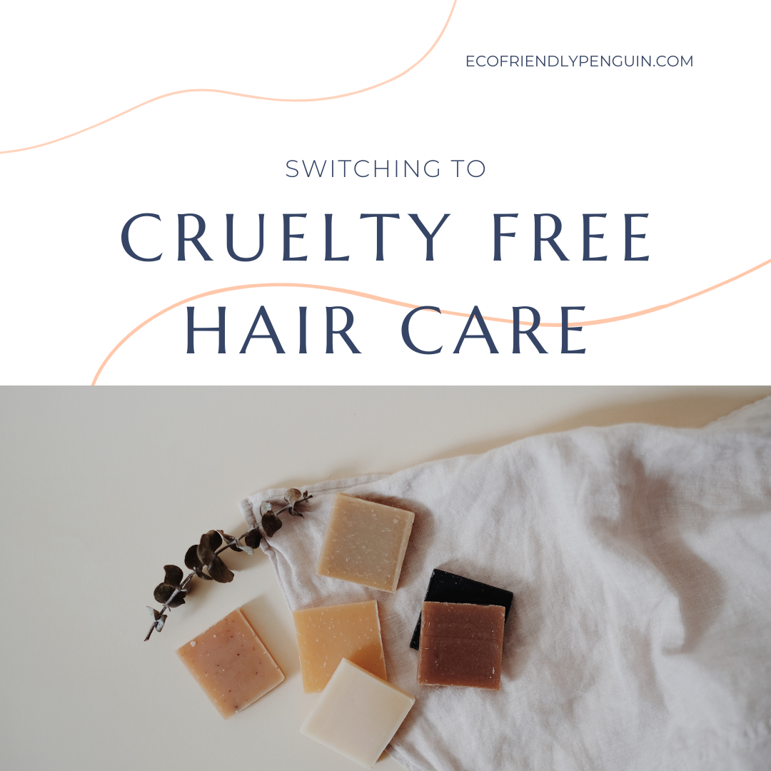 Cruelty Free Hair Products